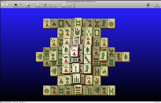 Pretty Good Mah jong - solitaire with Mahjong tiles